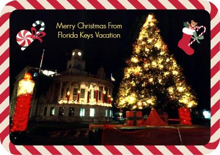 Florida Keys Merry Christmas Wish