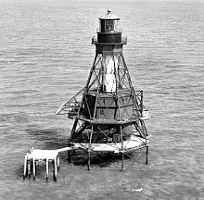 American Shoal Lighthouse
