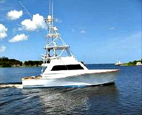 The Sugaree Going Out For a Day of Florida Keys Offshore Fishing