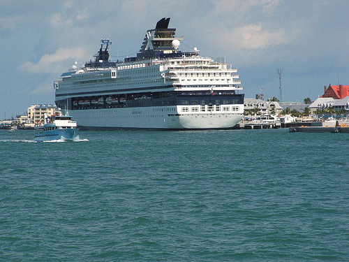 Key West Cruise Is Popular With Ocean Liners