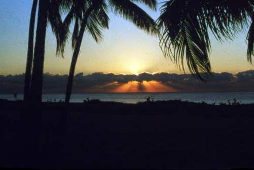 Sombrero Beach Sunrise