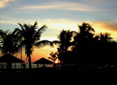 Another Beautiful Florida Keys Beach Sunset
