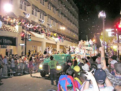 Fantasy Parade and Floats