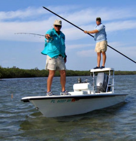 Flyfishing for Bonefish