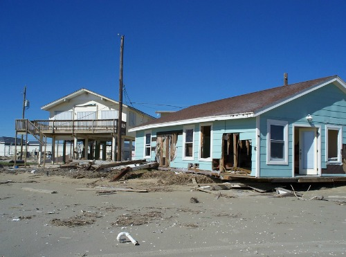 Galveston After Ike