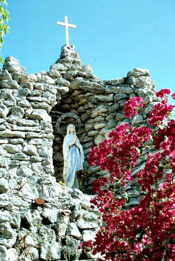 St Mary's Grotto Key West