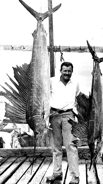 ernest hemingway fly fishing - photo #23