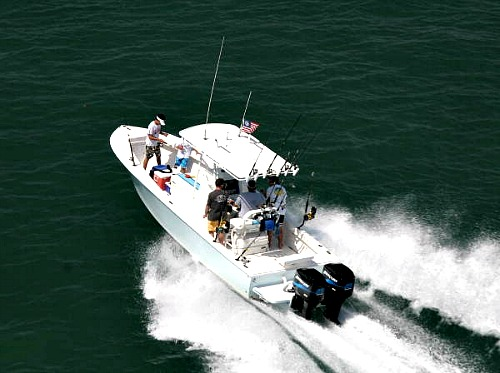 Marathon Fishing Charter Going Deep Sea Fishing