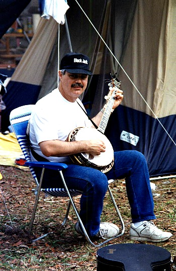 Music and Camping Go Hand in Hand