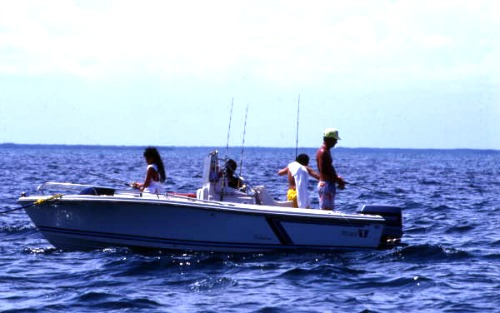 Shallow Draft Boats Work Well in Florida Keys Water