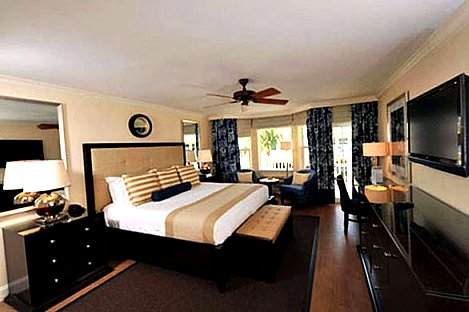 Southernmost On The Beach Guest Rooms Are Elegant