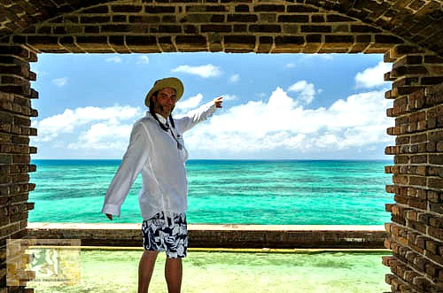 Best Ocean Views At Fort Jefferson Dry Tortugas National Park