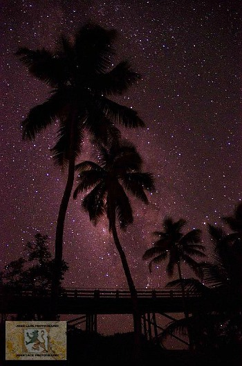Florida keys Camping and Starlit Bahia Honda Skies