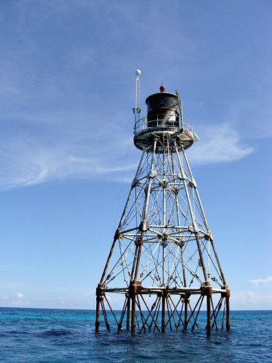 Tennessee Reef Lighthouse