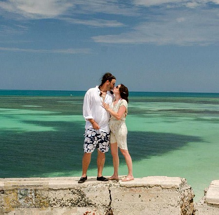 Wedding Locations Include Fort Jefferson, Dry Tortugas National Park