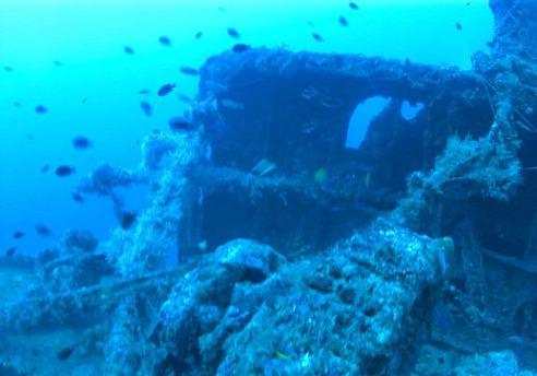 Northern Light Wreck Lies at Elbow Reef