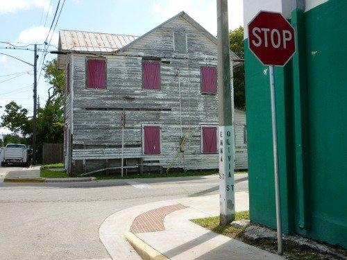 Bahama Village Architecture