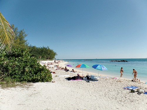 Best Key West Beach Is At Fort Zachary Taylor