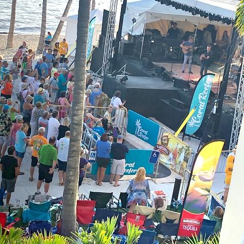 Coral Reefer Band MOTM Key West 2019