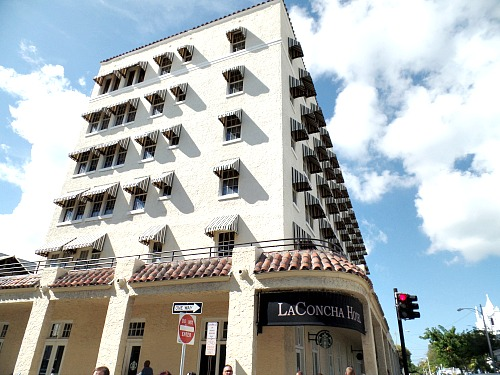 Crowne Plaza La Concha Key West Hotel May Be Haunted