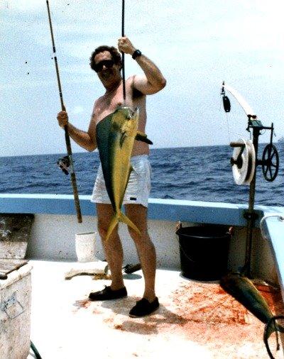 Large Bull Dolpinfish