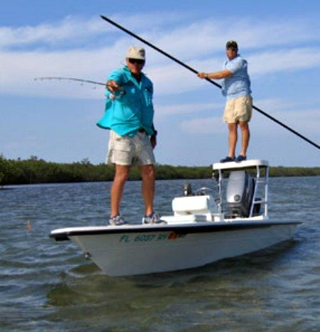 Fly Fishing the Flats for Bonefish