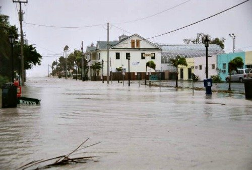 Hurricanes and Tropical Storms Can be Intense