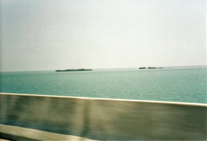 Islands Dot the Waters Off the Florida Keys