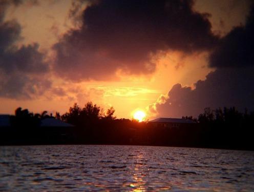 Spectacular Key Largo Sunset