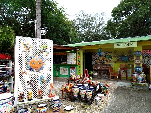 Key Lime Products store in Key Largo