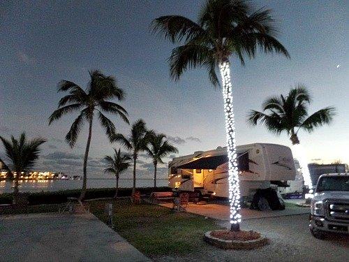 Florida Camping Vacation