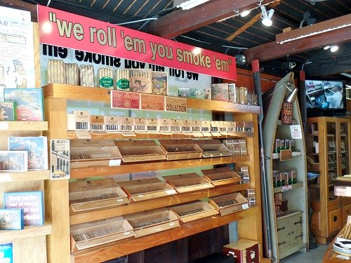Key West Cigar Store