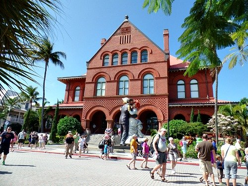Key West Custom House Is Home To Robert The Doll One Month Of The Year