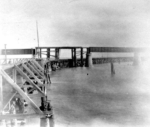 Knights Key Extension Bridge at Marathon