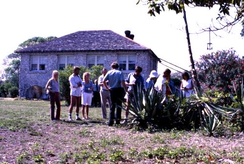 Guided Tour at Lignumvitae Botanical State Park