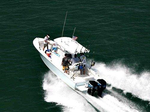 Marathon Fishing Charter Going Deep Sea Fishing