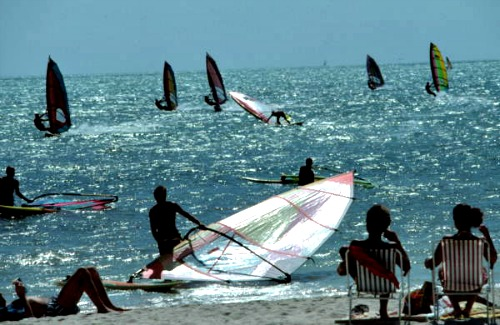 Smathers Beach is Key West's Longest Beach