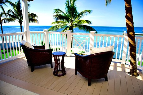 Breathtaking Ocean Views are Available at Many Key West Resorts