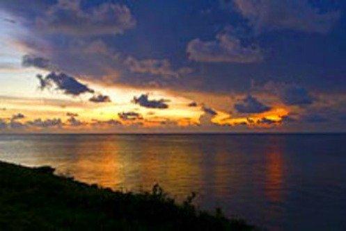 Spectacular Sunset Near Marathon Key Florida