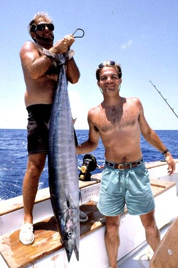 Wahoo Fishing Florida Keys