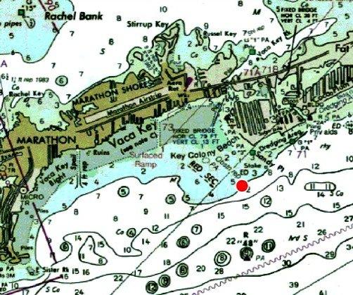 Brick Wreck Map